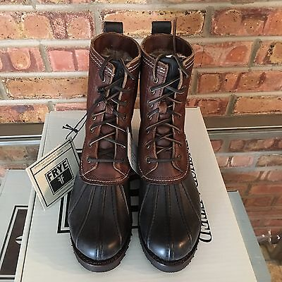 Frye Veronica Duck Boot Size 6 Retail  398