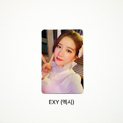 WJSN COSMIC GIRLS 6th Mini Album WJ STAY? Official Photocard - EXY Ver.I