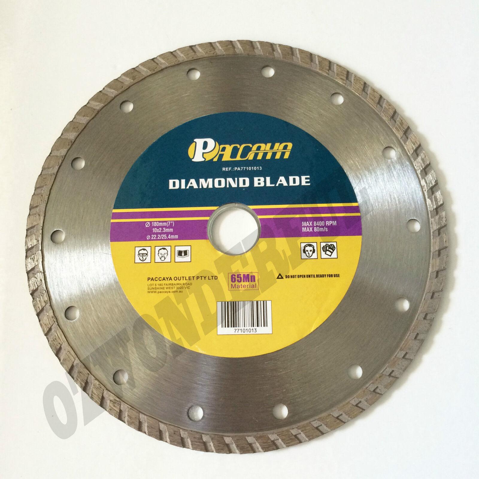 180mm 7 Quot Dry Wet Turbo Diamond Cutting Disc Saw Blade