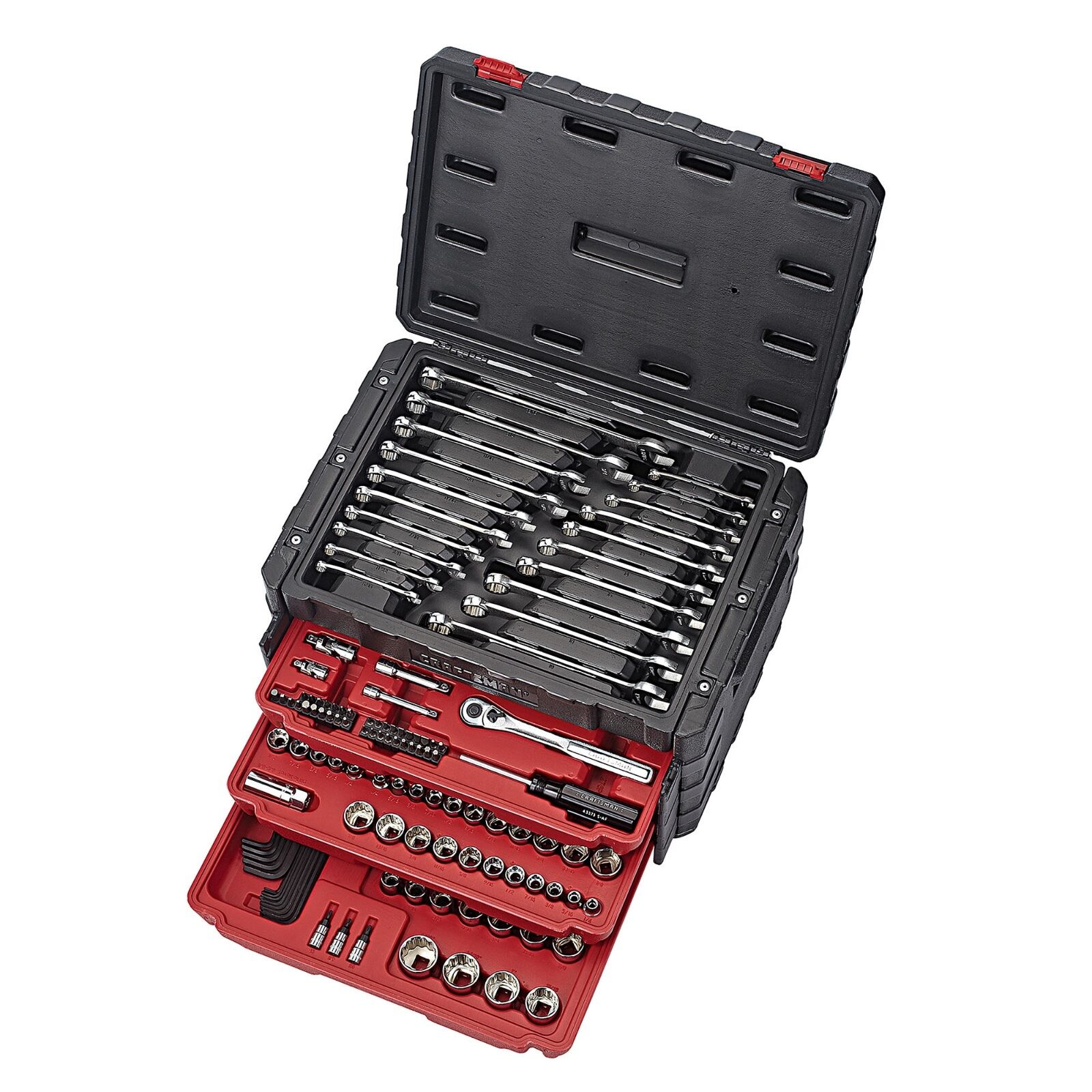 Craftsman 276 pc Mechanic's Tool Set w/ Sturdy Storage Chest