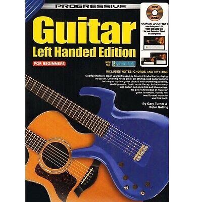 Left Hand Guitar Book - Left Handed Guitar Book