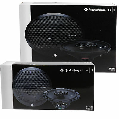 Coaxial Speakers System - Rockford Fosgate Prime R169X3 6x9