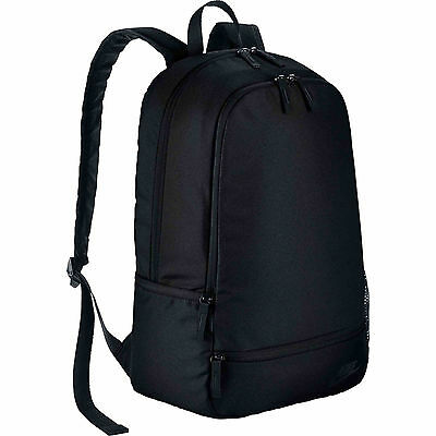Nike Classic North Solid Backpack Black Sports Rucksack School Gym Travel Bags