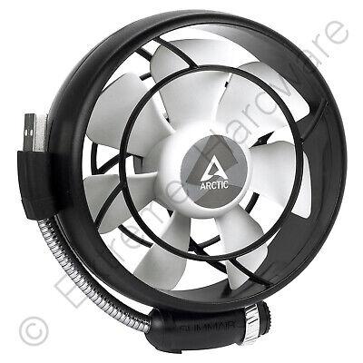 Arctic Summair Luz Móvil Ventilador USB para Portátil PC Mac Powerbank AC...