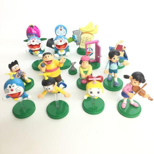 Choco Egg Doraemon Mini Figure Normal 15pcs Set Furuta Japan