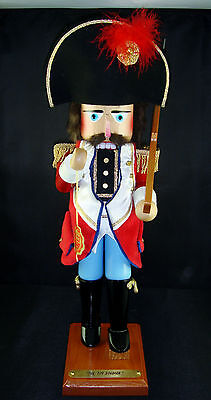 Steinbach Nutcracker Christmas Collectible The Toy Soldier Numbered MSRP $349