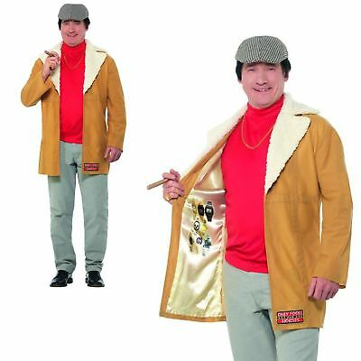 Adult Mens Official Only Fools and Horses Del Boy Fancy Dress Stag Do Costume (Del Boy Kostüm)