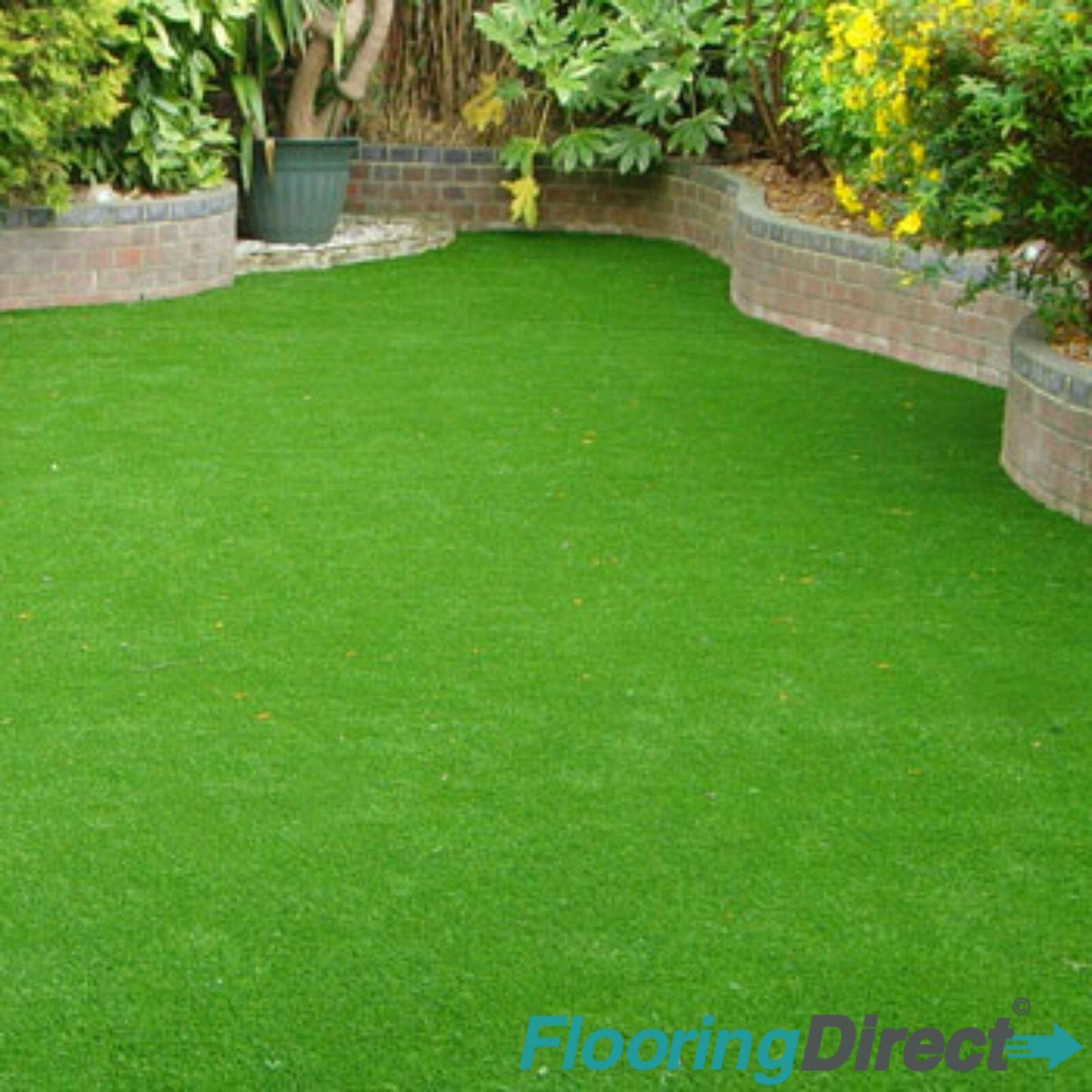 Cheap Artificial GrassOaks 30mmAstro Realistic Garden Turf Fake Lawn