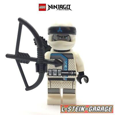 LEGO® Ninjago Figur aus Set 70639 Zane mit Pfeil und Bogen NEU ()