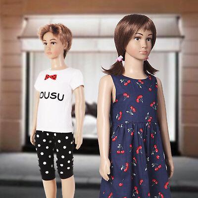 Gebrauchte  Kinder unisex Schaufensterfigur aus PE-Plastik R186156B+MKIS02
