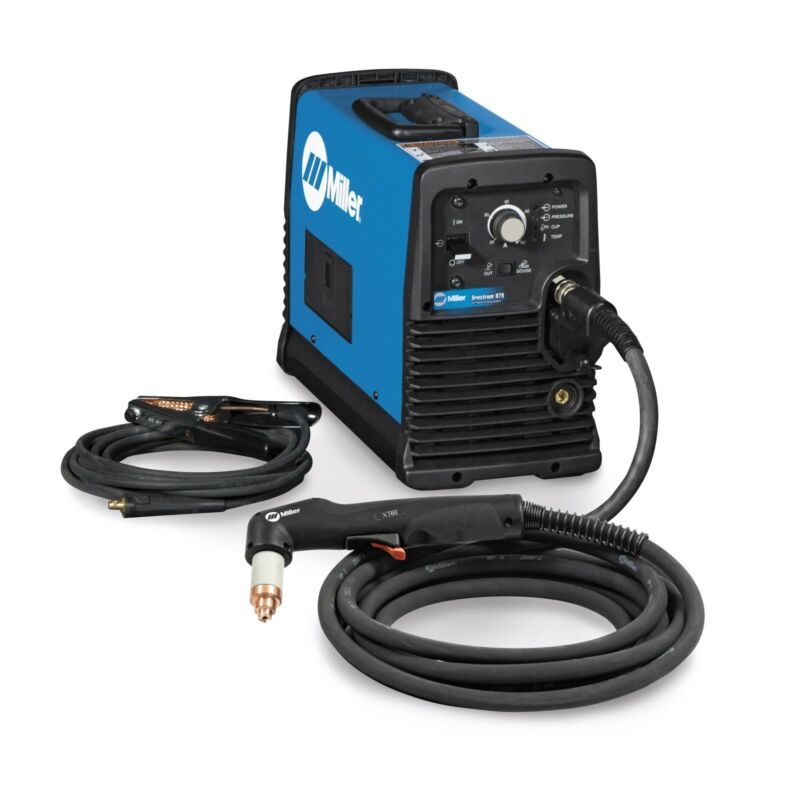 Miller Spectrum 875 Plasma Cutter 20