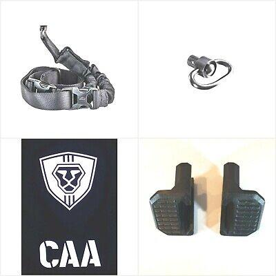 MCK CAA 1 Point Sling Push Button Swivel + Free Thumb Rest Set Micro Roni MCK -