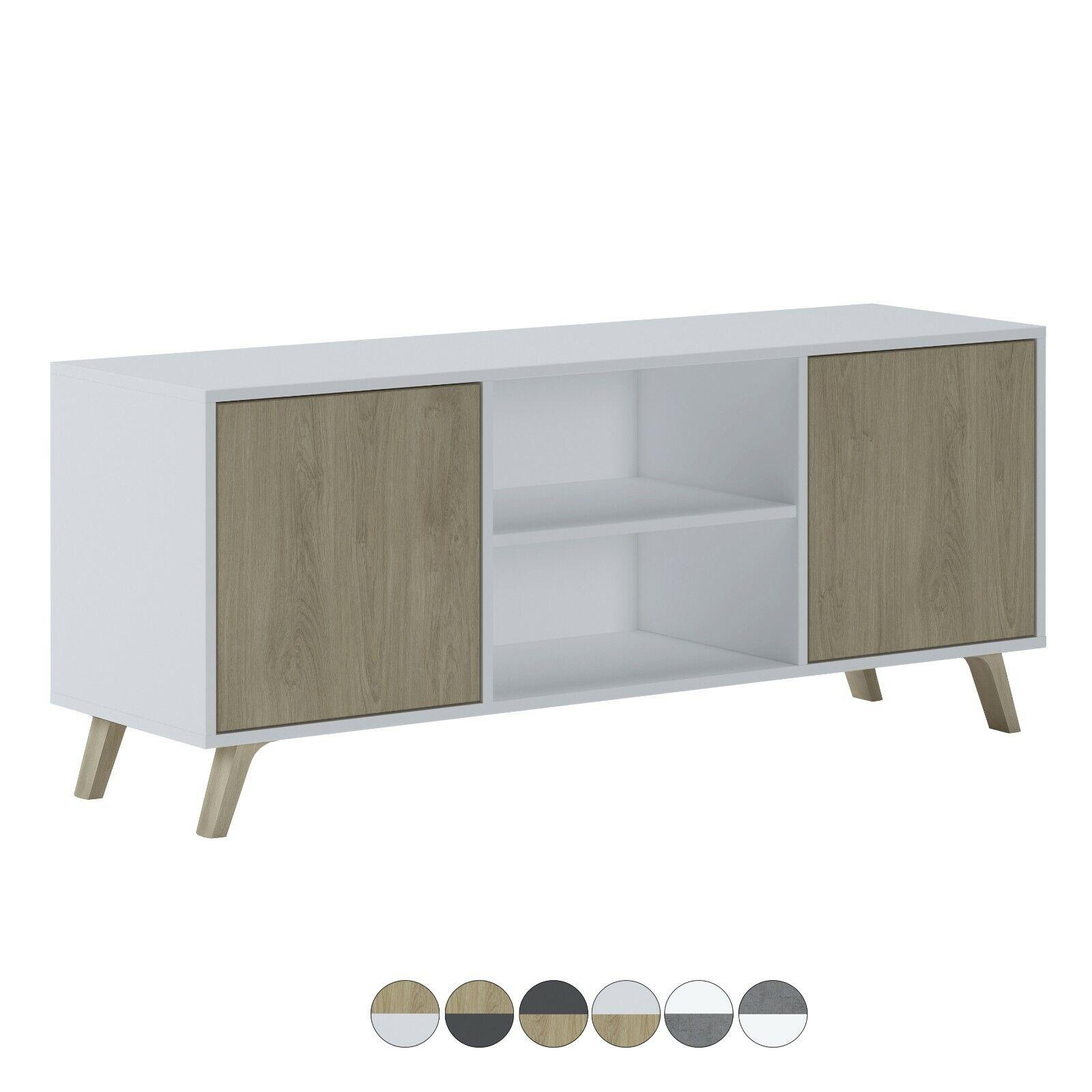 Mueble de comedor salon tv, mueble auxiliar multimedia, modulo para salón, Wind