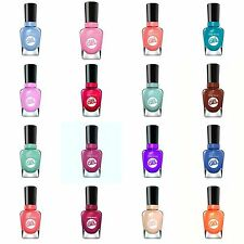 Sally Hansen Miracle Gel Nail Polish With Gel Top Coat You Choose Color SET OF 2