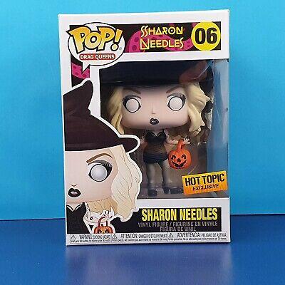 Sharon Needles Funko Pop Vinyl Figure Drag Queens Hot Topic Exclusive #06