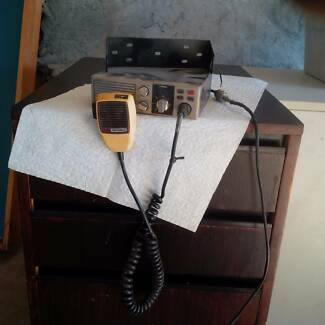CB Radio + large aerial priced to sell-was working when removed Armidale City Preview