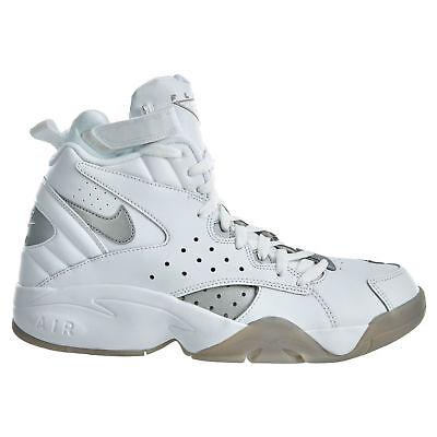 b9831815805bb0 MEN S Nike Air Maestro II LTD AH8511-102 White Silver Basketball Shoe Sz 10