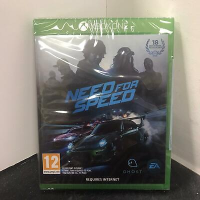 Need For Speed Xbox One Game - New and Sealed
