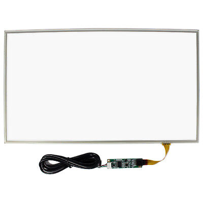 17.3 Resistive Touch Panel With Usb Controller Card For 17.31600x900 Lcd