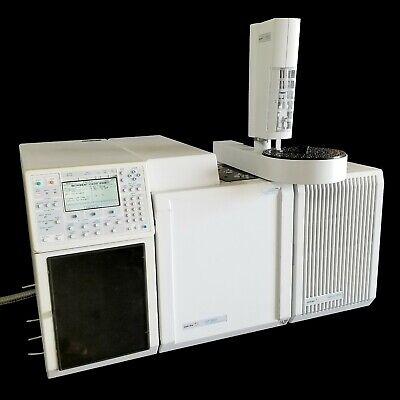 Varian Cp-3800 Chromatograph Saturn 2200 Gcms Mass Spectrometer Cp-8400