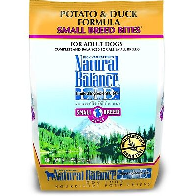 Natural Balance Limited Ingredient Dry Dog Food - Potato & Duck Formula
