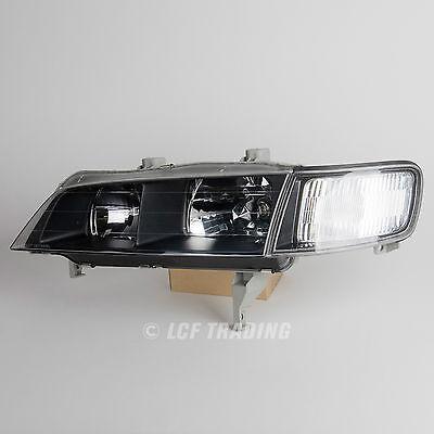 JDM 94 95 96 97 Honda Accord Black Headlight Left Side only Genuine OEM Honda Accord Oem Left Side Headlight