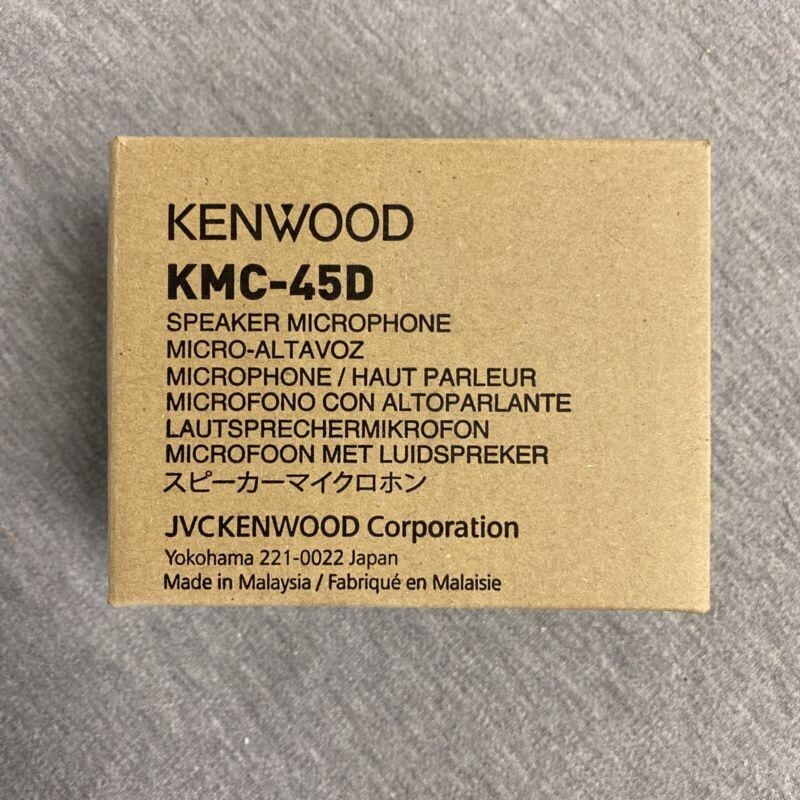 Genuine OEM Kenwood KMC-45D Speaker Microphone w/ 2.5mm Jack For ProTalk Radios
