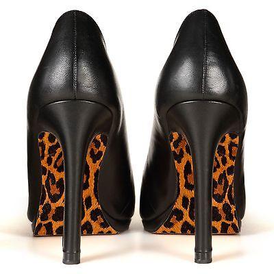 Glo Kitty (Sole-Glo DIY Bad Kitty Leopard Shoe Bottom High Heel Customization Enhancer Kit )