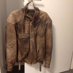 Sirocco Leather Jacket Beaconsfield Fremantle Area Preview