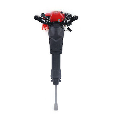Electric Gas Powered Demolition Jack Hammer Concrete Breaker Punch Drill 1900w
