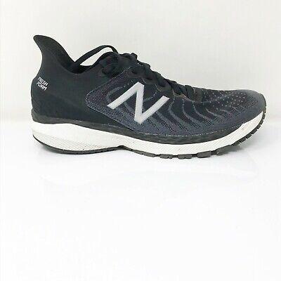 New Balance Womens Fresh Foam 860 V11 W860B11 Black Running Shoes Size...