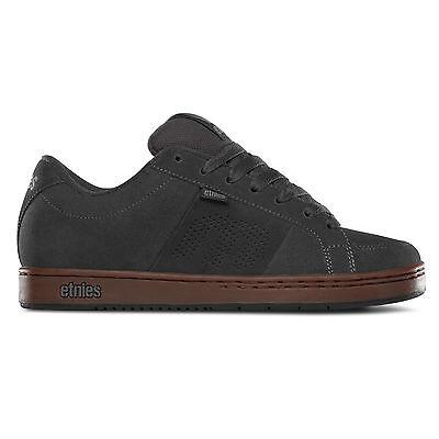 Dark Gum Schuhe (Etnies - Kingpin Sneaker Herren Skate Darkgrey/Black/Gum Skateschuh Schuhe)