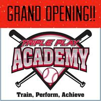 Triple Play Academy Indoor Sports Facility