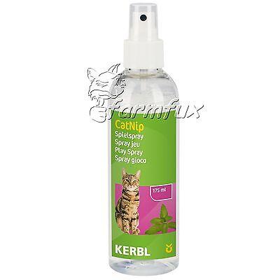 Baldrian Spielspray für Katzen steigert das Wohlbefinden Katzenspray Katze Spray