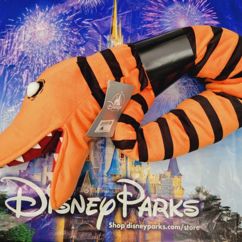 Disney Parks The Nightmare Before Christmas Snake Plush NWT