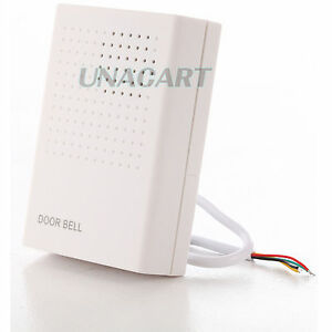 dc12v wired entry doorbell door bell chime for home office