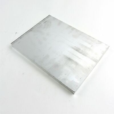 .75 Thick 34 Aluminum 6061 Plate 13.375 X 15.5 Long Sku 180624