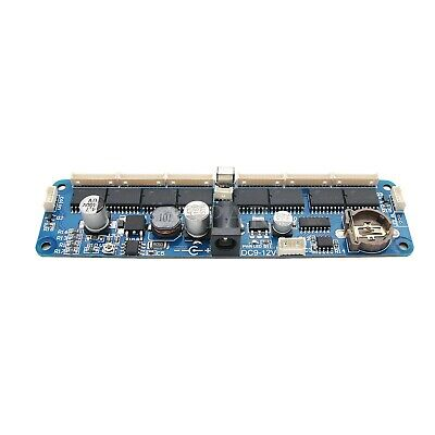 6-digit Nixie Tube Board Remote Nixie Tube Clock For In12 In14 In18 Qs30-1 Xr