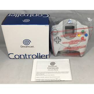 Dreamcast Original Sega Controller Brand New