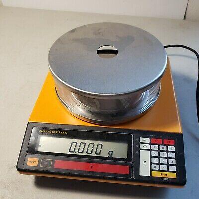Sartorius Analytical Lab Scale Delta Range Balance L610d Max 606g Range 1mg Cord