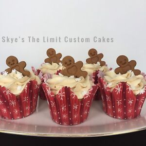 Ready for pickup ! Christmas Cupcakes