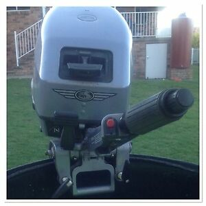 15hp Johnson outboard motor Uralla Uralla Area Preview