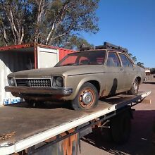 1976 Holden Torana LX Hovea Mundaring Area Preview