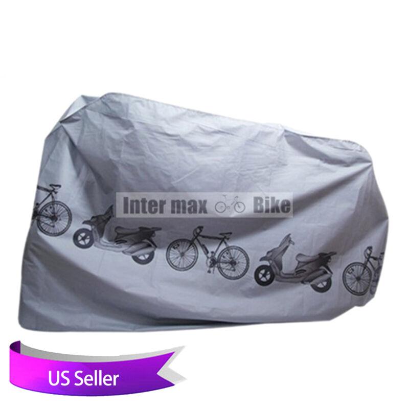 Waterproof Bicycle Cover Outdoor Rain Sun Snow Dustproof Protector US Seller