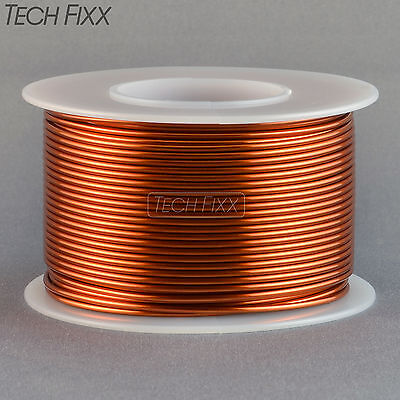 Magnet Wire 18 Gauge AWG Enameled Copper 100 Feet Coil Winding and Crafts 200C Magnet Wire Coil