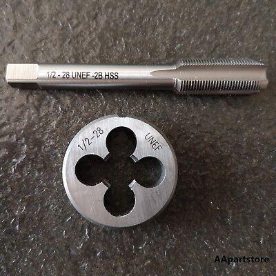 12-28 Gunsmithing Tap And Die Set High Quality 12 X 28 22lr 223 5.56 9mm