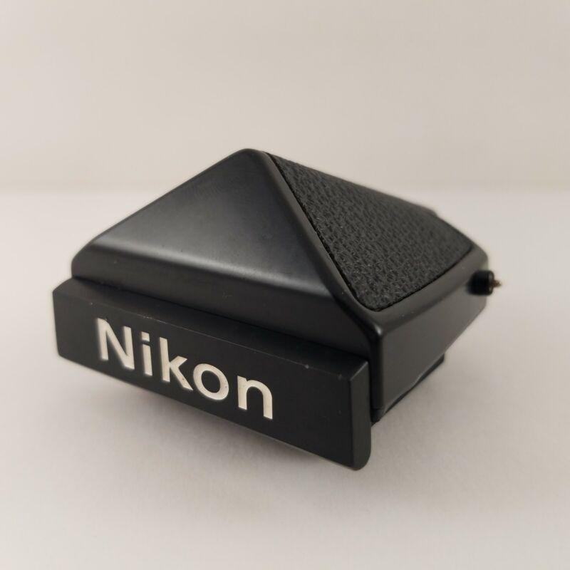Nikon F2 BLACK DE-1 Eye Level Prism Finder - Eyelevel Viewfinder DE1