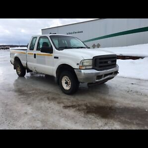 Ford F-250 2002