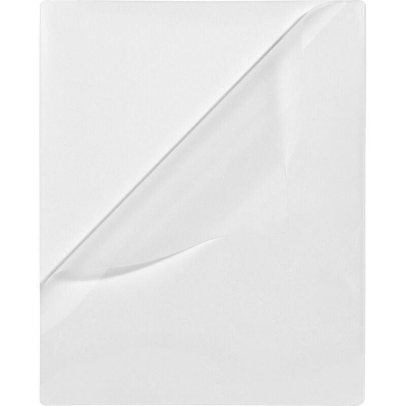 """Business Source Laminating Pouch Ltr 5Mil 9""""x11-1/2"""" 100/BX Clear 20864"""