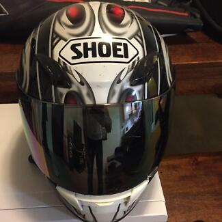 shoei helmet and Rjay helmet  for sale - both size small Chippendale Inner Sydney Preview